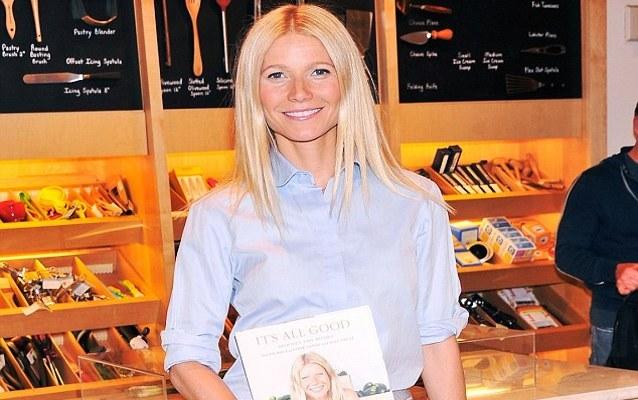 Setelah Terbitkan Buku Masak, Gwyneth Paltrow Juga Buka Jasa Katering Sehat