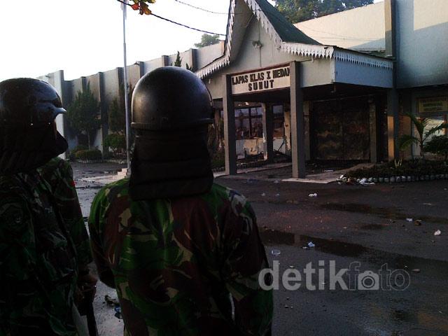 Kondisi LP Tanjung Gusta Terkini