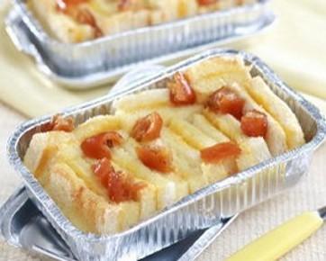 Aneka Bread Pudding yang Asam Segar