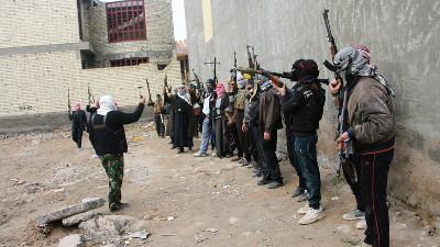 Kelompok Bersenjata Serang Rumah Bordil di Irak, 12 Orang Tewas