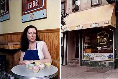 Pionir Tren Bisnis Cupcake di Dunia, Allysa Torey dan Jennifer Appel