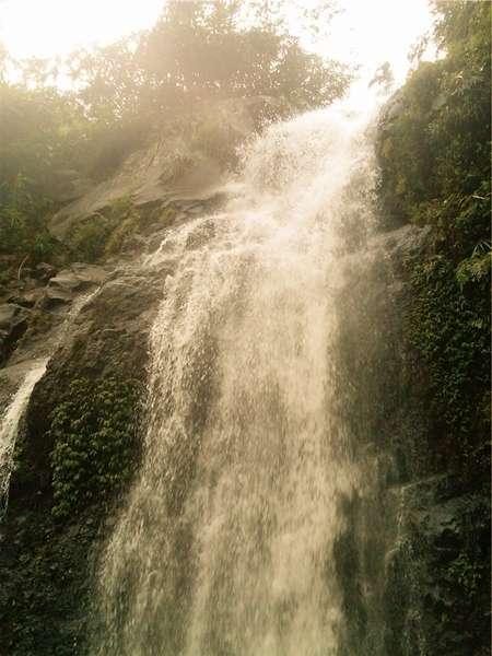 Air Terjun Pengantin Sungguhan Ada di Ngawi