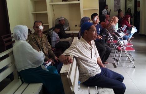 Harapan Sederhana Hamid, Penerima Operasi Katarak Gratis Dari BCA