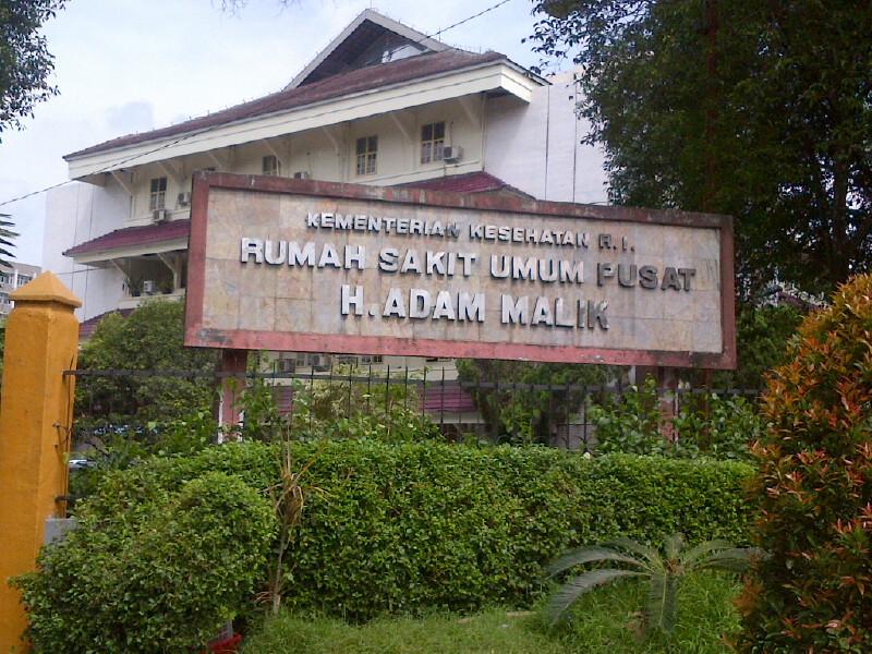 RSUP Haji Adam Malik Bersiap Hadapi Ledakan Jumlah Pasien Suspect MERS