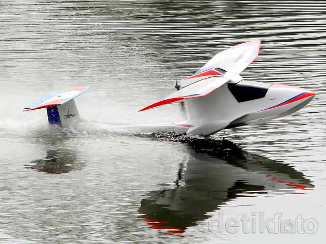 Flying Boat Karya Anak Bangsa