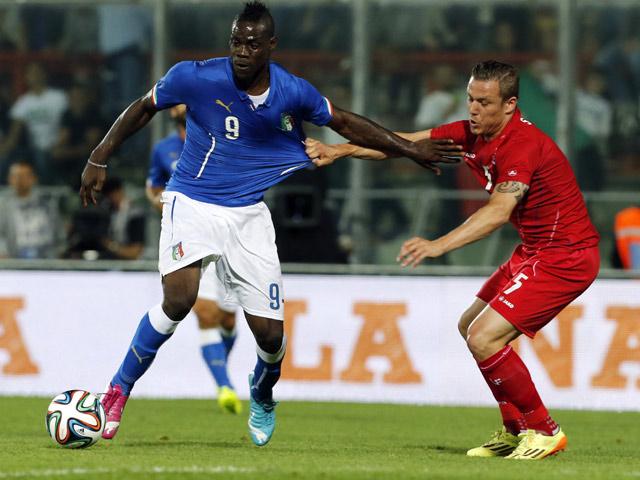 Italia vs Luksemburg Berakhir Imbang