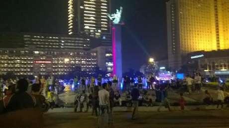 Cerita Pengunjung Jakarta Night Festival yang Kesulitan Mencari Toilet