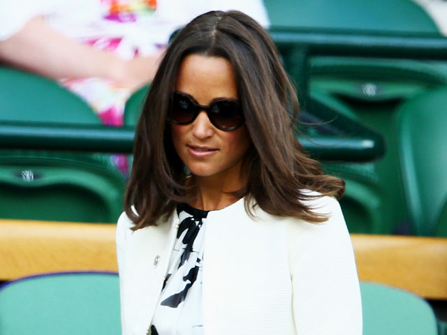 Pippa Middleton <i>Stylish</i> di Wimbledon