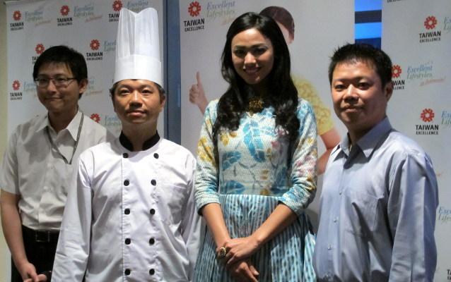 Bubur <i>Pao</i> dan Rumput Laut Lima Pita Diolah dengan Produk <i>Taiwan Excellence</i>