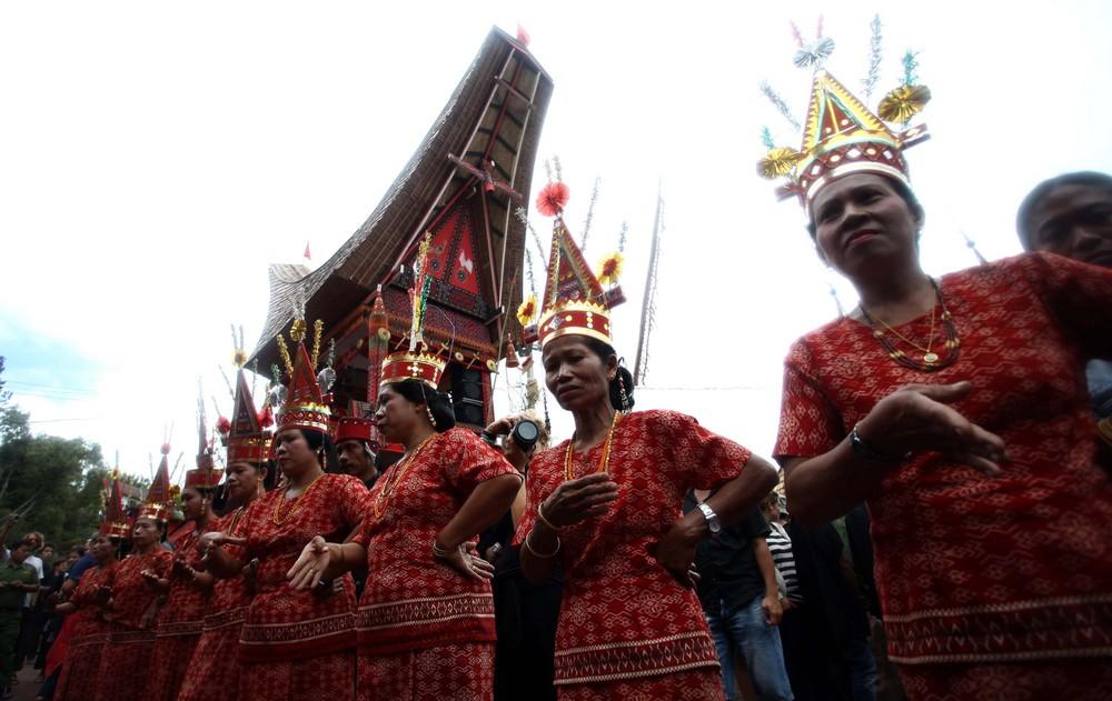 Ada Ritual Kematian di Toraja
