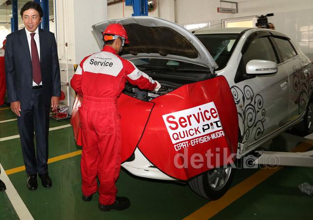 Diler Mitsubishi Terluas di Indonesia