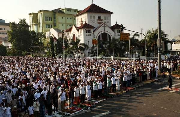 Lokasi Salat Id 4 Oktober di Kawasan Jakarta, Depok, Bekasi dan Yogyakarta