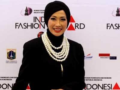 Iranty Purnamasari, Pesinetron yang Kini Terjun ke Dunia Fashion