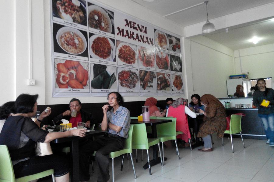 Ini Rumah Makan yang Paling Diburu Traveler di Tanjungpinang