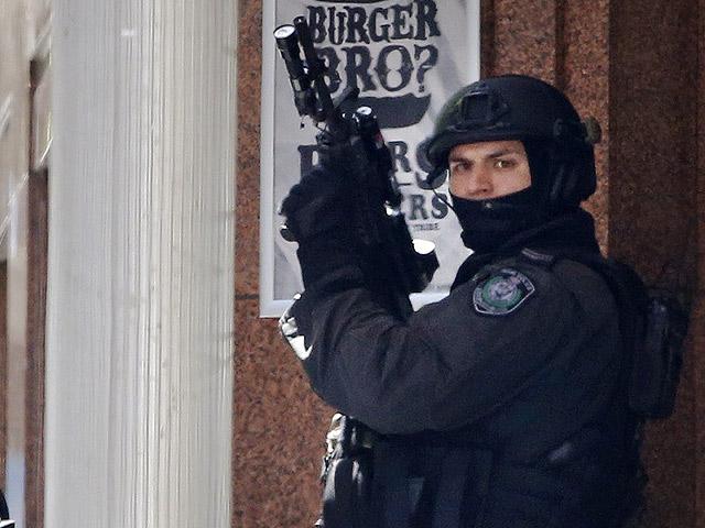 Kelompok ISIS Sandera Kafe di Sydney