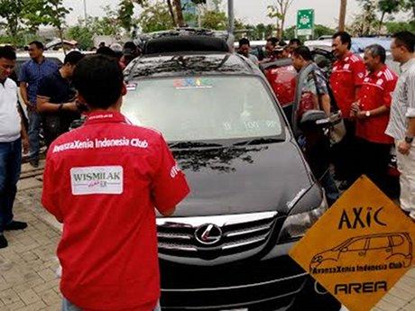 10 Tahun AXIC Dirayakan di Bekasi