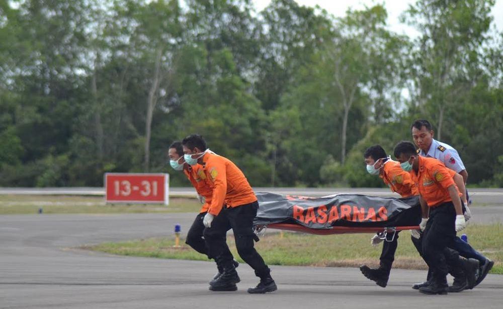 Live Update Pencarian Korban AirAsia QZ8501 Hari Kelima