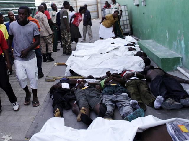 16 Peserta Karnaval Haiti Tewas Tersengat Listrik