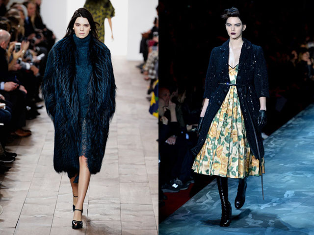 Kendall Jenner Makin Eksis di New York Fashion Week