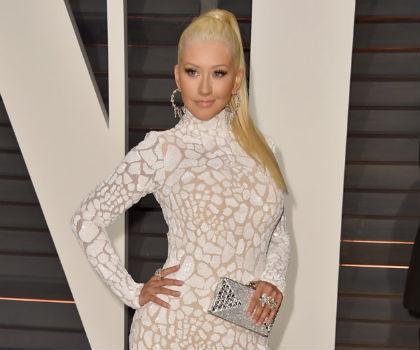 Christina Aguilera Makin Langsing Pasca 6 Bulan Melahirkan, Ini Tips Dietnya