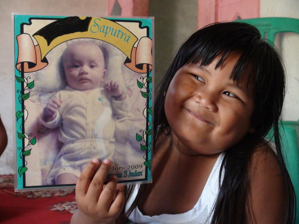 Kisah Syahputra, Bocah Gondrong yang Sakit Jika Rambutnya Dipotong