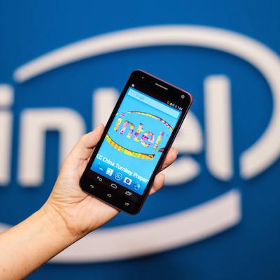 Intel Geber Chipset Canggih untuk Smartphone Murah