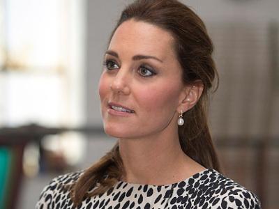 Disebut Langsing, Kate Middleton: Kadang Aku Lupa Sedang Hamil