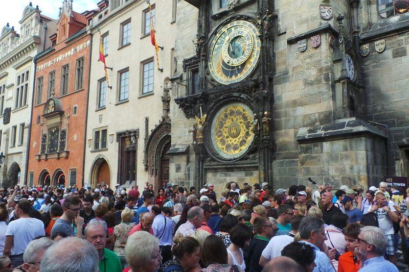 Jam Astronomi Praha, Paling Unik Sedunia