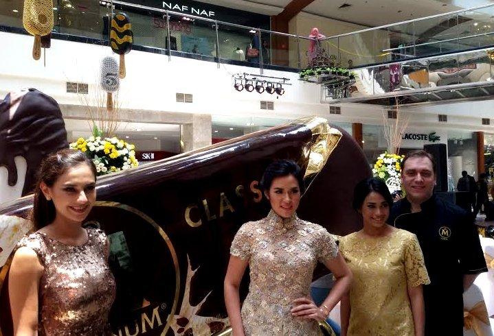 <i>Magnum Chocolate Pleasure</i> Tandai 5 Tahun Keberadaan Magnum di Indonesia