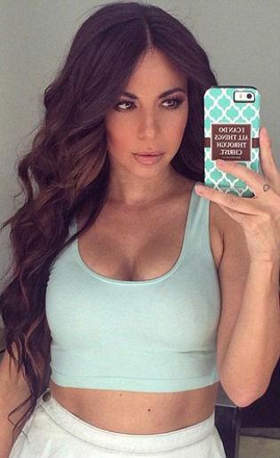 Wanita Seksi Asal Meksiko Ini Jadi Terkenal Karena Mirip Kim Kardashian