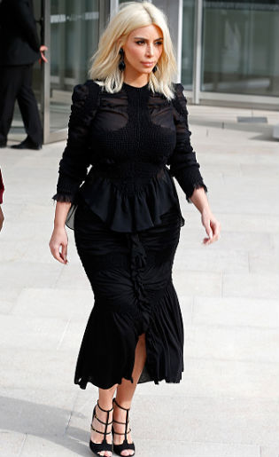 Dokter Kandungan Ungkap Alasan Kim Kardashian Sulit Hamil Anak ke-2