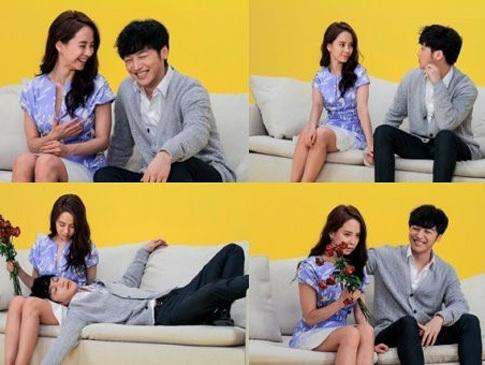 Song Ji Hyo dan Byun Yo Han Mesra di Teaser Ex-Girlfriend Club