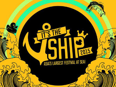 <i>Partygoers!</i> Siap-siap Pesta Lagi di Tengah Lautan Bersama Its The Ship 2015