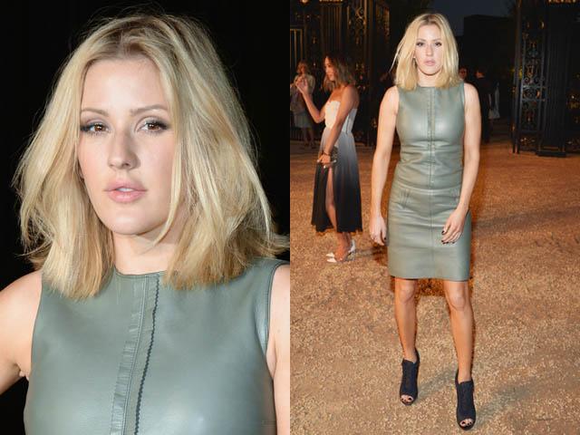 <i>Fifty Shades of Grey</i> Ellie Goulding