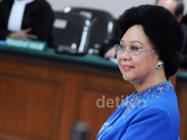Eks Menkes Nafsiah Mboi Bersaksi di PN Tipikor