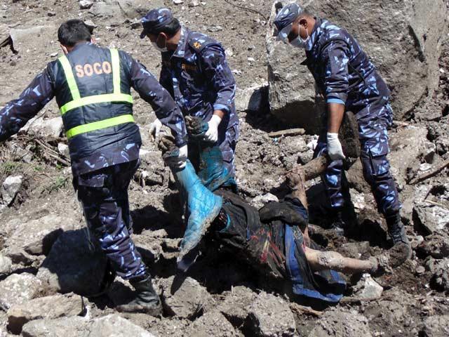 100 Korban Gempa Ditemukan di Jalur Pendakian Everest