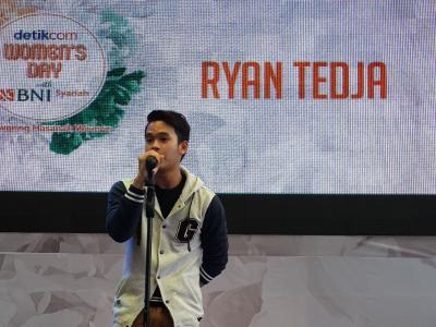 Ryan Tedja Sukses Buka detikcom Womens Day with BNI Syariah