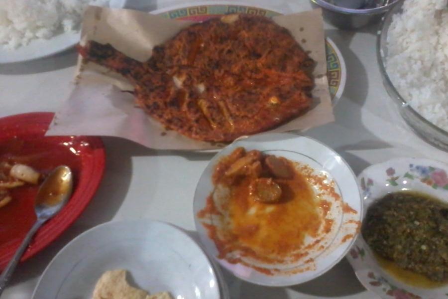 Palanta Minang, Kuliner Serba Seafood yang Rancak Bana!