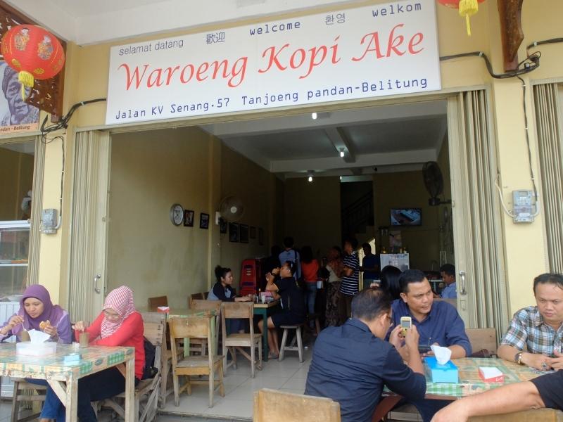 Ini Warung Kopi Tertua di Belitung