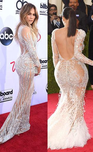 Ketika Bokong Besar Jadi Simbol Wanita Seksi, dari J-Lo Hingga Kim Kardashian