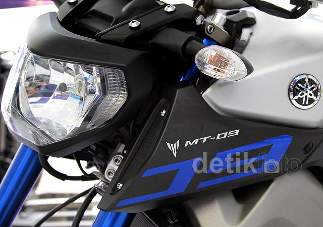 Yamaha Luncurkan Moge MT-09