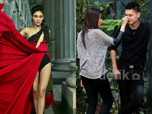 Gani Pemenang Asia's Next Top Model 3, Syahnaz dan Juan Mesra Banget
