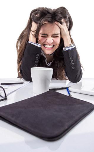 7 Tanda Karyawan Stres karena Beban Pekerjaan