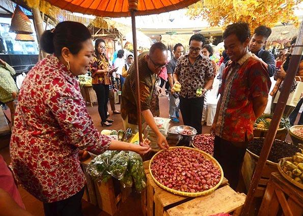 Sambut HUT ke 70 RI, Pondok Indah Mall Gelar Festival Produk Lokal Segar dan BBQ Lezat