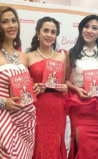Nadia Mulya dan Joy Roesma Rilis Buku Fenomena Kuliner di Kota Besar