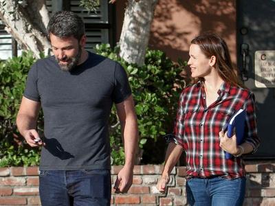 Jalani Konseling Pernikahan, Ben Affleck dan Jennifer Garner Nampak Bahagia