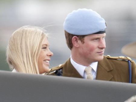Pangeran Harry Ingin Balik ke Mantan Pacar