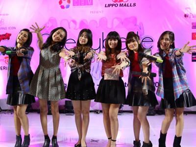 Palembang Peserta Terbanyak Sepanjang Audisi Cherrybelle