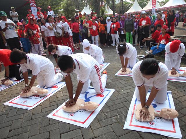 Peringatan Hari Jantung Sedunia 2015