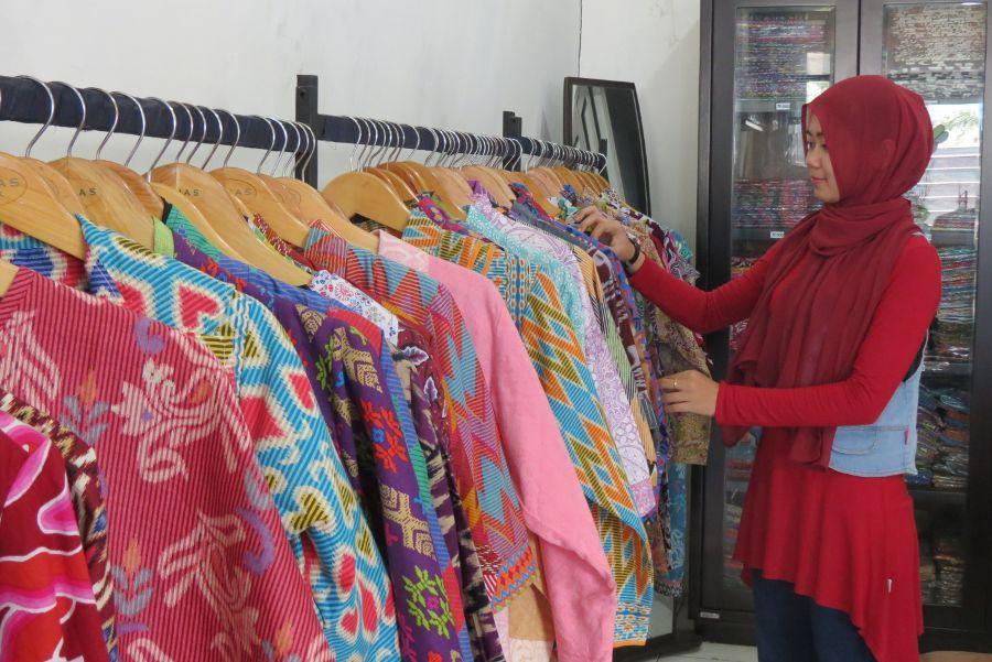 Wisata Batik Trusmi Cirebon, Makin Lama Makin Eksis